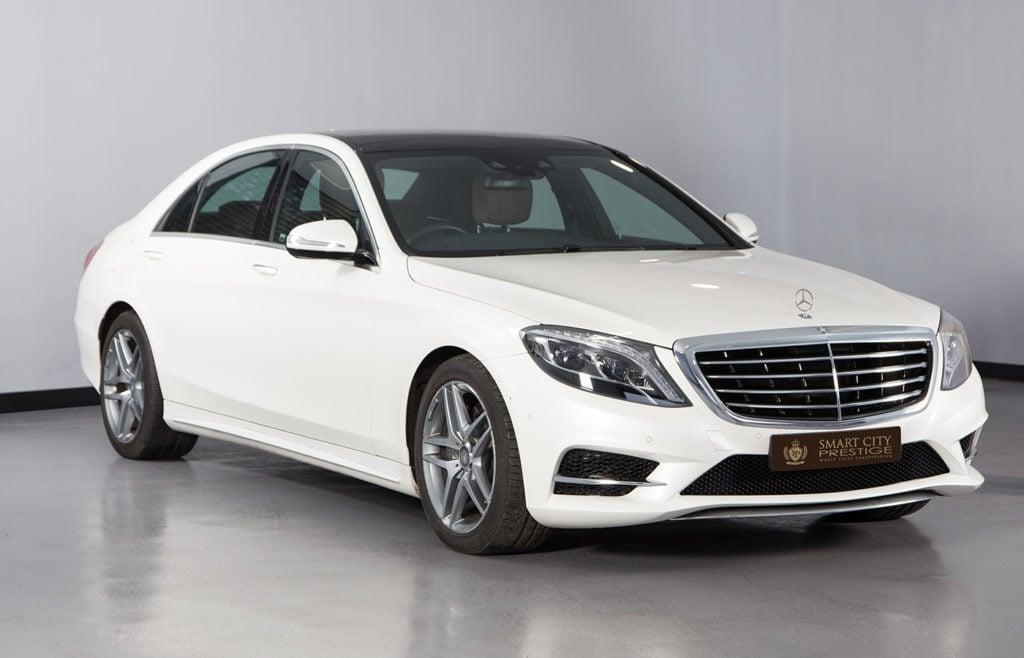 MercedesWhiteFront
