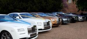 Rolls Royce wedding cars London