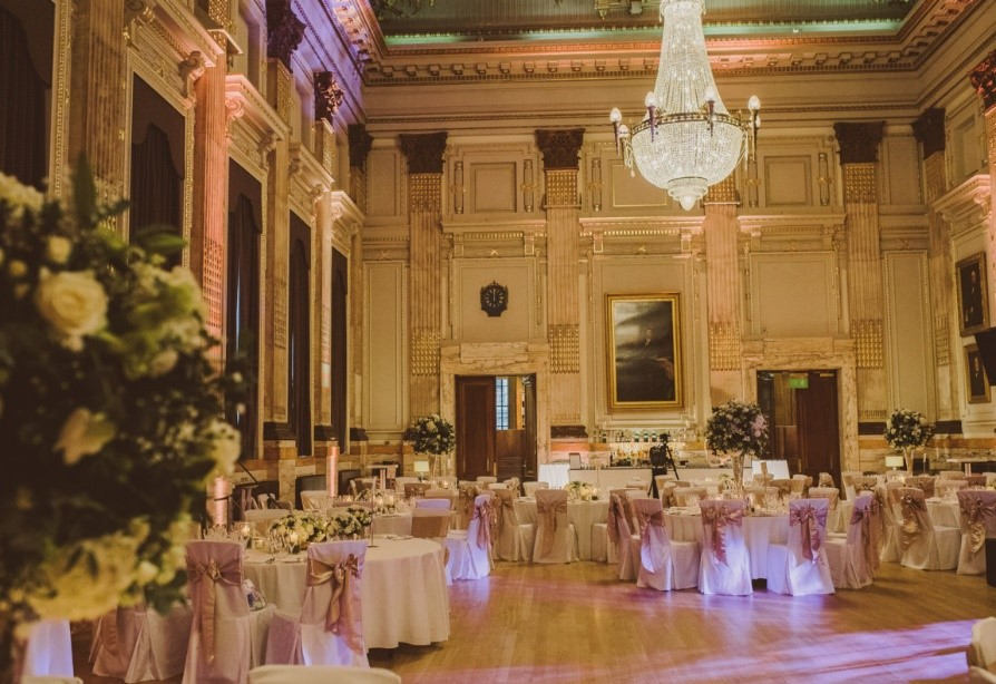 One Great George Street Wedding Venue