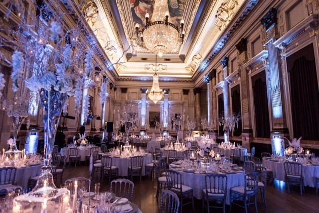 Wedding Venue from One Great George Street in Partnership with Smart City