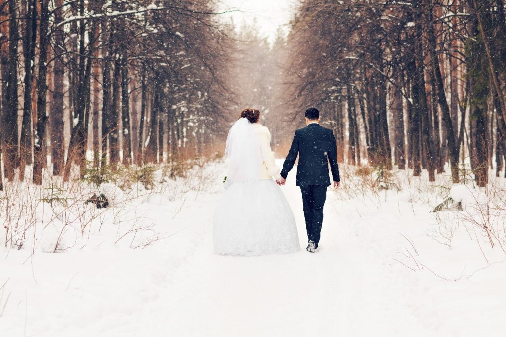 picking a wedding theme - a choice of seasons